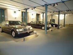 C - Democratização dos automóveis Presidenciais © Arquivo AMTC
