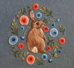 Chloe-Giordano-emroidered-rabbit