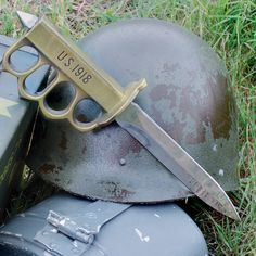 Trench Knife WWI 1918 Replica | BUDK.com - Knives & Swords At The Lowest Prices!
