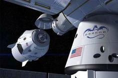 دومینماموریت ناسا برای انتقال فضانورد به فضا