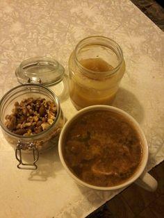 Citron,med,zazvor,kurkuma a skořiceeee s ořisky