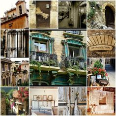 Moodboard examples — Old Europe