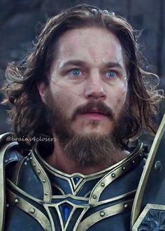 #TravisFimmel #Anduin #Lothar #Warcraft