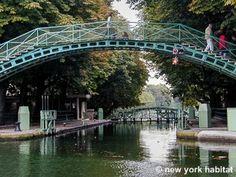 The serene Canal Saint Martin :-)