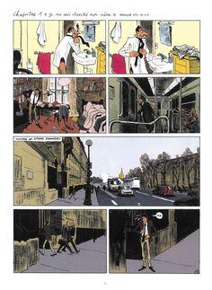 Quai D'Orsay 01 (Lanzac & Blain)