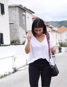 #gotolook fave bag strap #zaful #bagstrap #minimalisticclothing #jeansandtee #gotolook #ootd