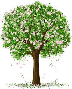 Ideas Tree Drawing Art Pictures For 2019 Cartoon Trees, Tree Clipart, Picture Tree, Spring Tree, Tree Illustration, Tree Patterns, Tree Art, Tree Of Life, Art Pictures