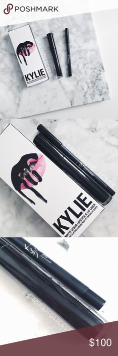 | DEAD OF THE KNIGHT kylie cosmetics kylie lip kit by kylie jenner • dead of the knight 