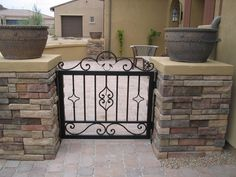 Custom Iron Gate #Firstimpression