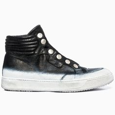Fancy - Leather Sneakers by BB Bruno Bordese