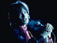 Mick Jagger, 1969.