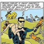 Because religion is laughable. Funny atheist/secular/religious memes, jokes, parody and satirical humour. Atheist Agnostic, Atheist Humor, Jesus Funny, Jesus Jokes, Religious Humor, Anti Religion, Religion Memes, Jesus Christus, Humor Grafico