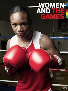 Congratulations to Claressa Shields for winning the first U.S. women's boxing GOLD in Olympic history.  Read her interview with Huffington here: http://huff.to/OnUG1V