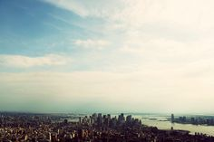 new york Skyline Nyc Skyline, Clouds, City, Places, Photography, Travel, Outdoor, Beautiful, Fotografie