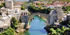 Πέντε μικρές πόλεις-διαμάντια στα Βαλκάνια