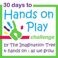 A Challenge : 30 Days to Hands on Play | hands on : as we grow