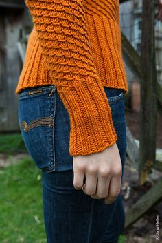 Ravelry: Ahni pattern by Julia Trice, knit sweater pattern, $7 - I should have known this was from twist collective, even before I clicked on it!