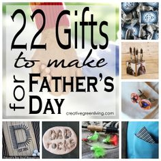 22 crafty gift ideas you can make for your dad for Fathers Day