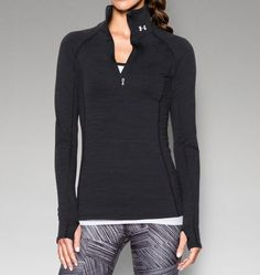 Women's ColdGear® Cozy 1/2 Zip
