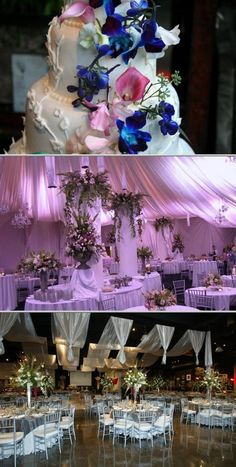 Weddings by Melody are certified planners who offer in-home consultations and packages for any budget. They work with various florists, hairstylists and wedding venues to make your event a success.