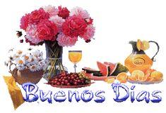Ogni giorno è un nuovo giorno...Buenos Dias - CheLaVitaContinua