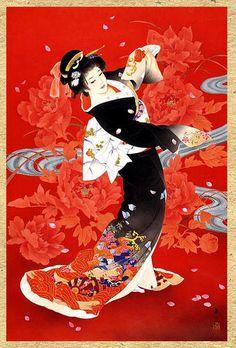 La Peinture Japonaise - Haruyo Morita - Ame Vietnamienne - Em là cô gái Pháp mà hồn em là người Việt