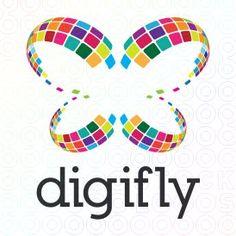 Digifly logo