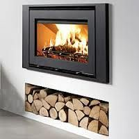 modern wood burners - Google Search