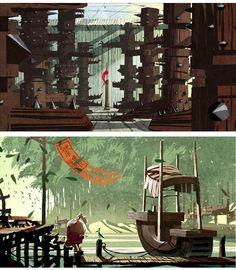 Kung Fu Panda - SEAN ECKOLS