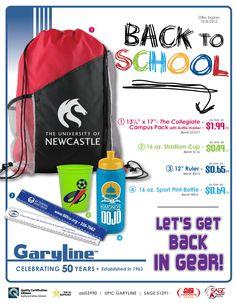 Back to School Gear!