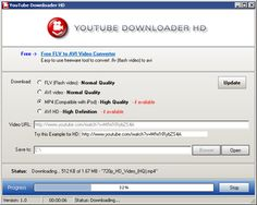 Software Free & Open Source: Come scaricare video in alta definizione con YTD YouTube Downloader.