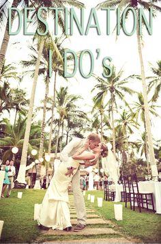 tips for destination weddings