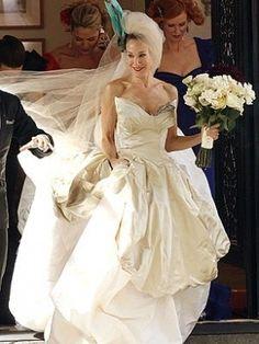 Abito da sposa Vivienne Westwood per Sex and the City