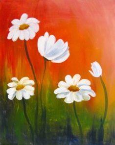 "Van Gogh Vino ""Daisies"""