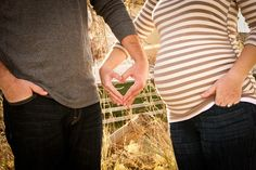 Maternity Photography - in love with love