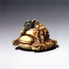 Netsuke: Ancient Pocket Charms from Edo Japan