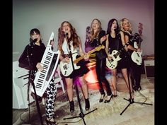 #imEnough - All-female band, The Mrs., changes the way women look in the...