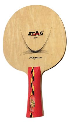Magnum is a 7 ply superfast blade, Made from a combination of soft and hard for fast attacking play.