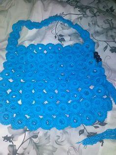 Crochet bag, szydełkowa torba