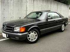 1990 Mercedes Benz 560SEC: Boy oh boy can you find these car cheap!!! Seriously for just the amount of car you get for less than 7 grand is phenomenal. Ironically the people who bought SECs back in the late 80s and early 90s were soon after investigated by the SEC. So as part of their civil service through the second hand car market their quick bankruptcies helped make these stunning German beasts affordable.