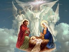 Angels we have heard on high, singing sweetly through the night. And the mountains in reply echoing their great delight! Gloria in excelsis Deo, Gloria in excelsis Deo.
