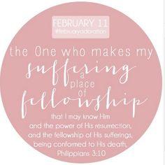 #february adoration