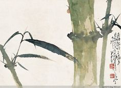 Zhao Shaoang, Chinese ink painting , 1905-1998