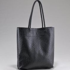 Designer Inspired Ostrich Textured Tote W/ Bonus Cosmetic Handbag Black Love Our Handbags http://www.amazon.com/dp/B0086WJ230/ref=cm_sw_r_pi_dp_Rw-axb0FAGDW0