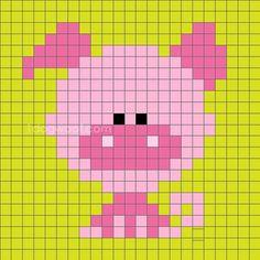 Zoodiacs pig c2c graph | www.1dogwoof.com