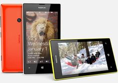 Both the Lumia 1320 and the Lumia 525 are available now in India.