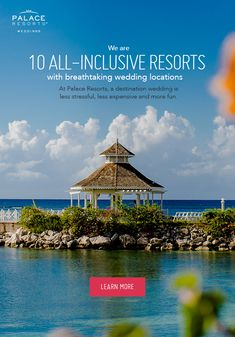 Palace Resorts is the ideal location for your wedding day, honeymoon or both. With wedding resorts in Cancun, Cozumel, Playa del Carmen, Isla Mujeres, Mexico, and Ocho Rios, Jamaica, your choices are endless.