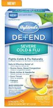 Free Hyland's Defend Severe Cold & Flu Samples GOES LIVE IN 15 MINUTES Free Hyland's Defend Severe Cold & Flu @ 1PM EST!  These will go fast so bee ready ;)