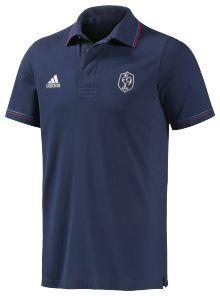 Polo Rugby France MC Bleu AM - Adidas