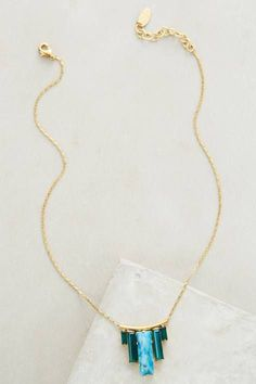 Lakeland Necklace by Elizabeth Cole